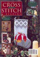 Jill Oxton's Cross Stitch & Beading - Issue #47