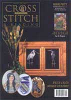 Jill Oxton's Cross Stitch & Beading - Issue #50