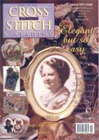 Jill Oxton's Cross Stitch & Beading - Issue #54