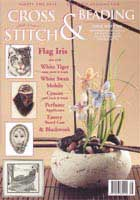 Jill Oxton's Cross Stitch & Beading - Issue #66