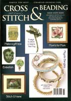 Jill Oxton's Cross Stitch & Beading - Issue #69