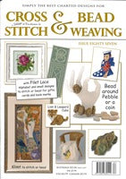 Jill Oxton's Cross Stitch & Bead Weaving - Issue #87