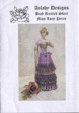 Bead Knitted Skirt - Miss Lucy Petite