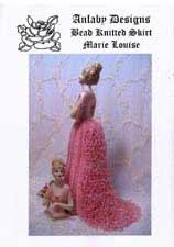 Bead Knitted Skirt - Marie Louise
