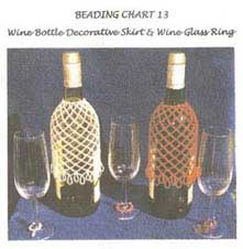 Chart 13 - Wine Bottle Cover & Ring