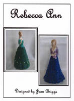 Rebecca Ann (Bead Knitted Pattern)