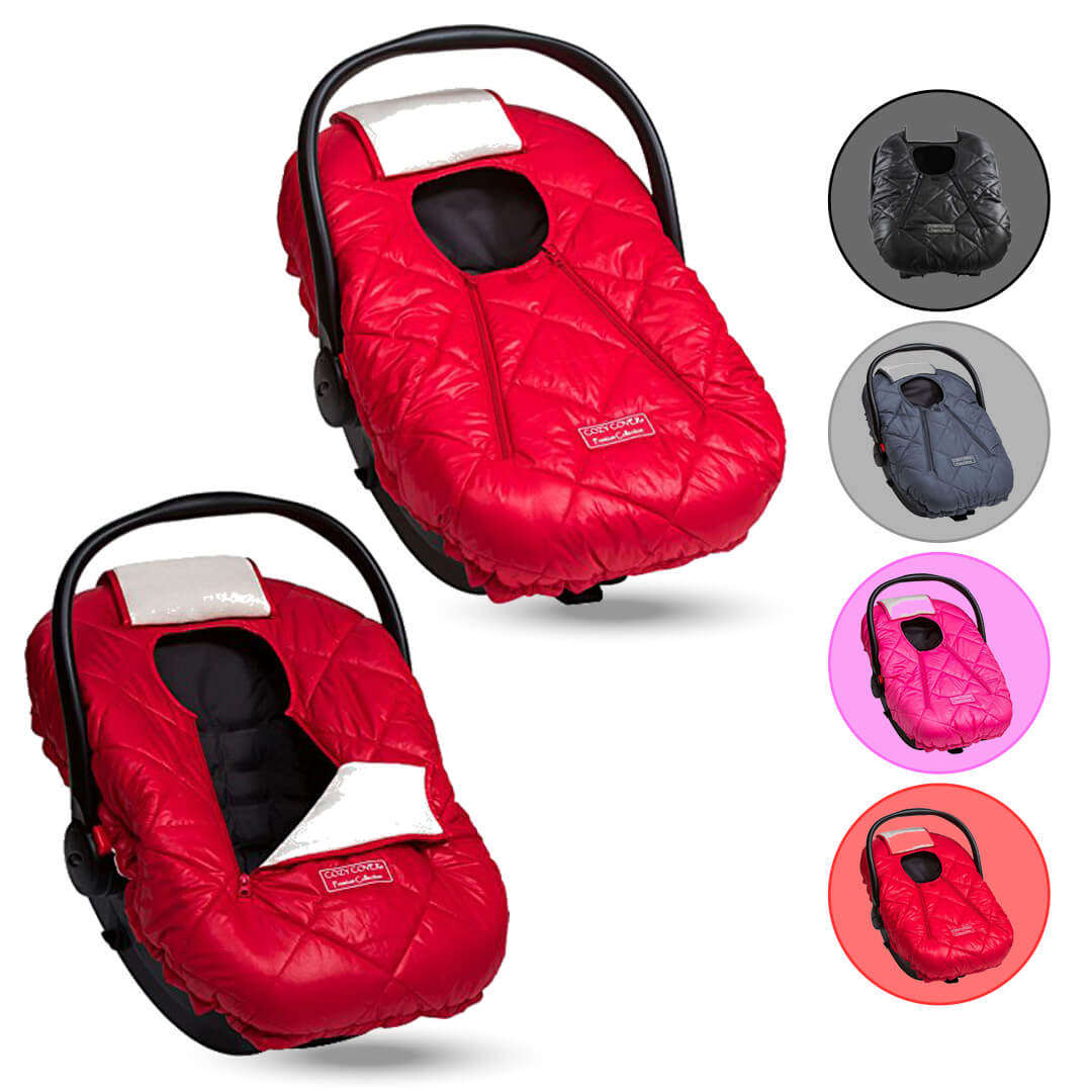 Picture of: Cozy Cover Premium Infant Car Seat Cover With Warm And Soft Polar Flee Cozy Baby Creative Solutions For Growing Families