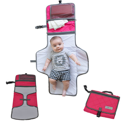 Premium Portable Diaper Changing Station