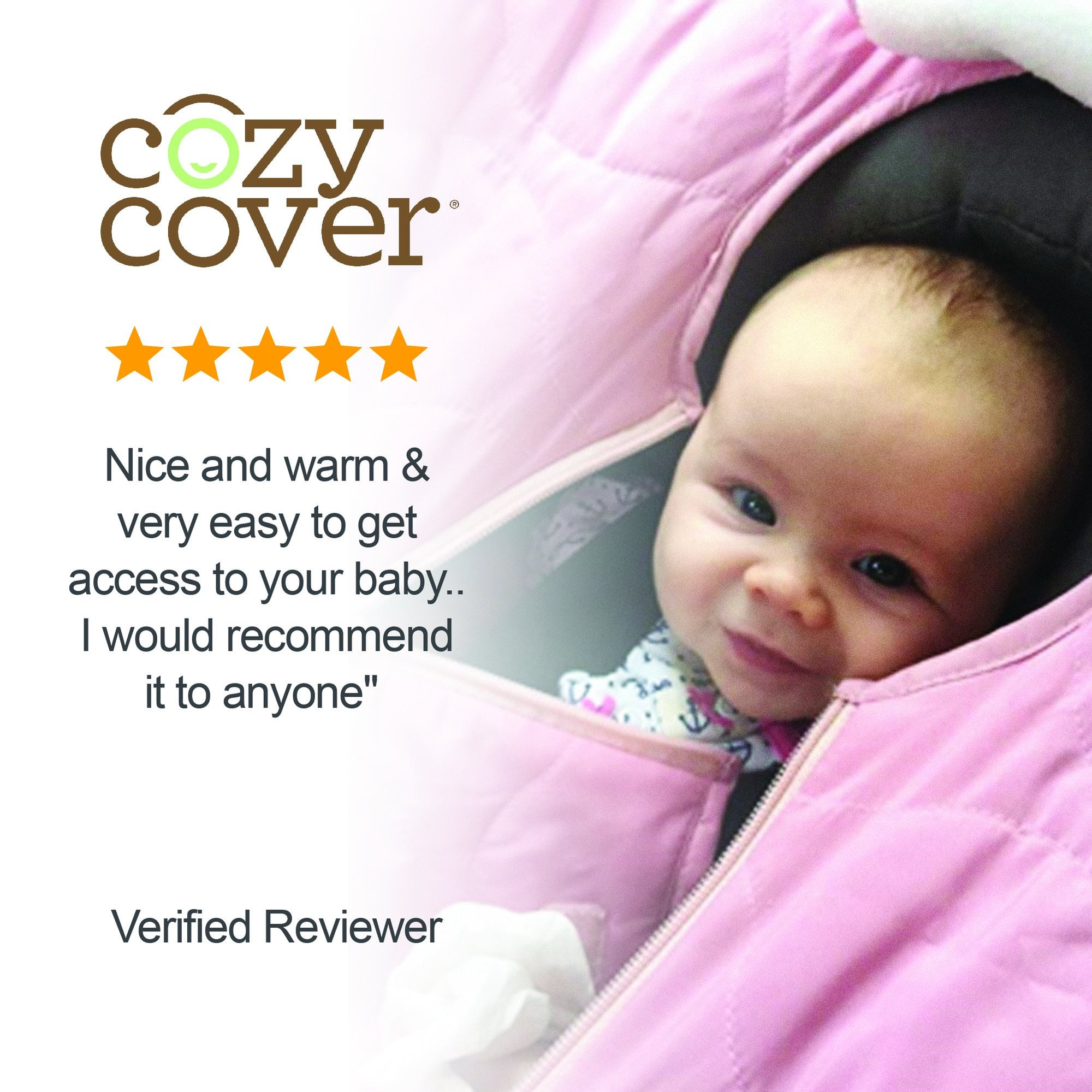 Cozy Cover Quilt Infant Car Seat Cover Cozy Baby