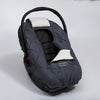 Cozy Cover PREMIUM Infant Car Seat Cover with Warm and Soft Polar Fleece Lining