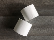 Load image into Gallery viewer, Two bamboo toilet tissue rolls