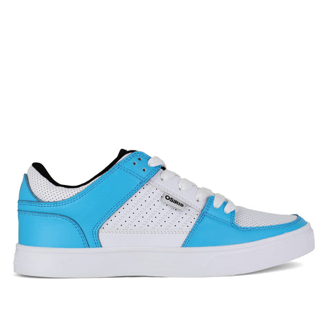 Protocol White/Blue/Black