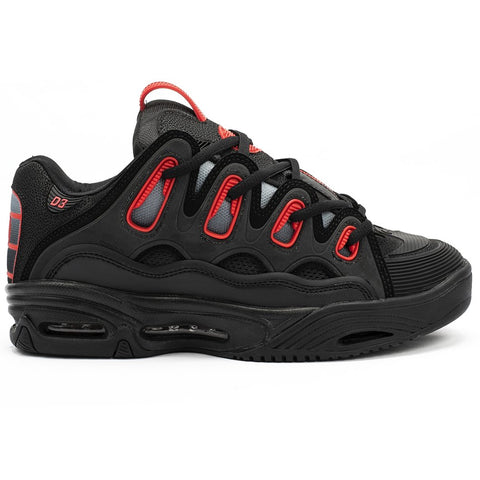 D3 2001 Black/Red/Fade