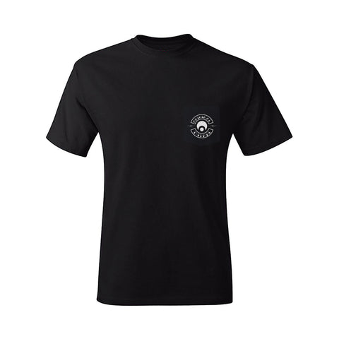 Original SIN Pocket Tee Black