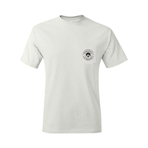 Original SIN Pocket Tee White