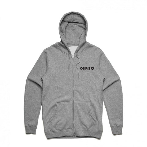 Team Zip Hood Athletic/Heather