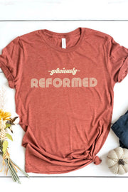 Graciously Reformed T-shirt
