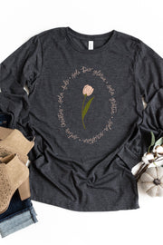 Five Solas Tulip Long Sleeve Tee