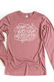 Doxology Long Sleeve Tee