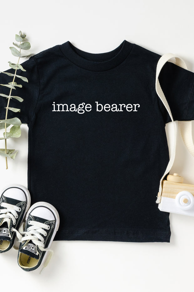 Imagine Bearer Baby Tee, Print