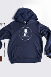 """What's Wrong With You People?"" R.C. Sproul Hoodie"