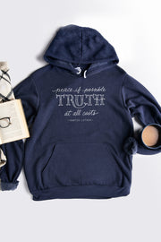 """Truth At All Costs"" Hoodie"