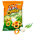 Cheetos Onion Rings 145g