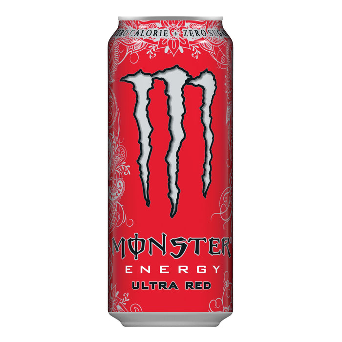 Monster Energy Ultra Red Zero 12st.