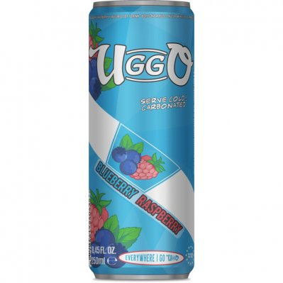 Uggo Blueberry Raspberry 12st. - FrisExpress