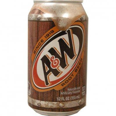 A&W RootBeer 12st. - FrisExpress