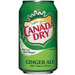 Canada Dry Ginger Ale 12st. - FrisExpress