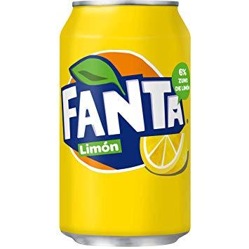 Fanta Lemon 24st. - FrisExpress