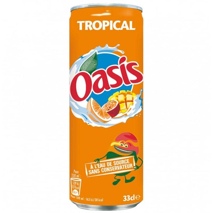 Oasis Tropical 24st. - FrisExpress