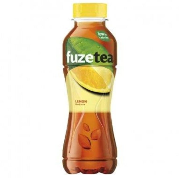 Fuze Tea Lemon 0.4cl 12st. - FrisExpress