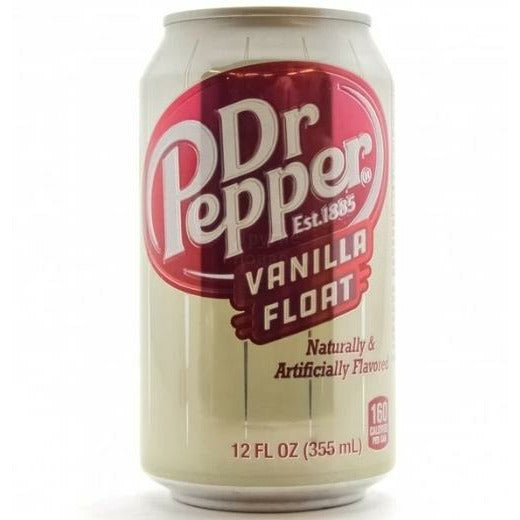 Dr.Pepper Vanilla Float 12st. - FrisExpress