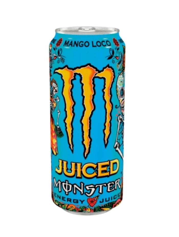 Monster Energy Ultra Mango Zero 12st.