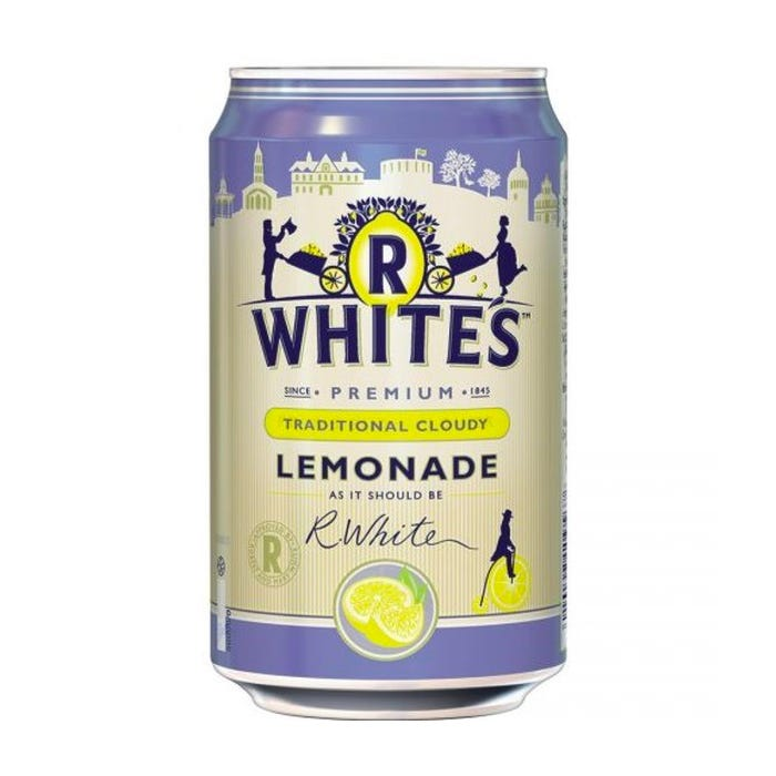 R.Whites Premium Cloudy Lemonade 24st.