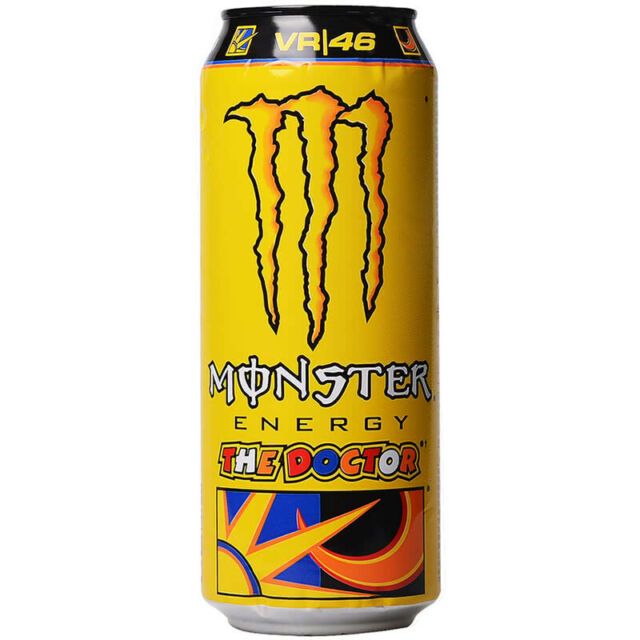 Monster Energy Doctor Valentino Rossi 12st.