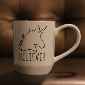 Unicorn Mug by 5 Lines Pottery