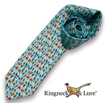 Buoys Sky Blue Necktie