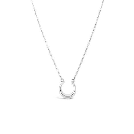 Lady Luck Necklace - Sterling Silver