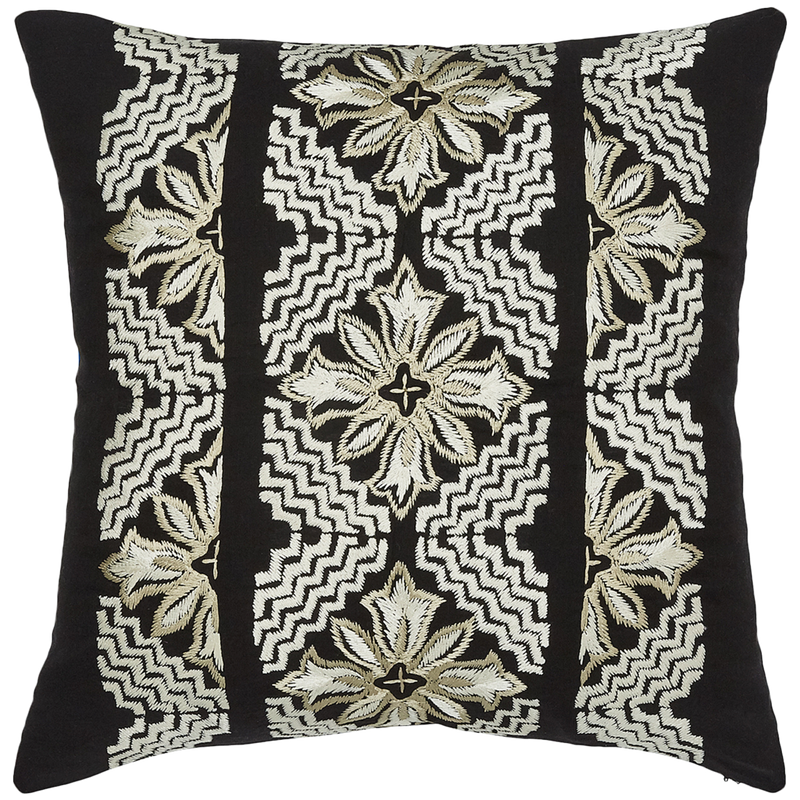 "Sevaka Pillow with insert 22"" x 22"""