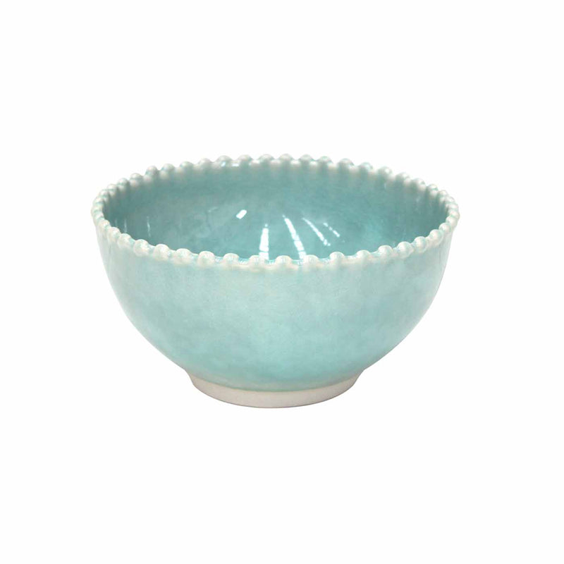 Pearl Soup/Cereal/Fruit Bowl - Aqua