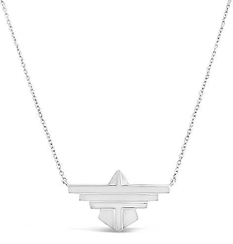 Freebird Necklace - Sterling Silver
