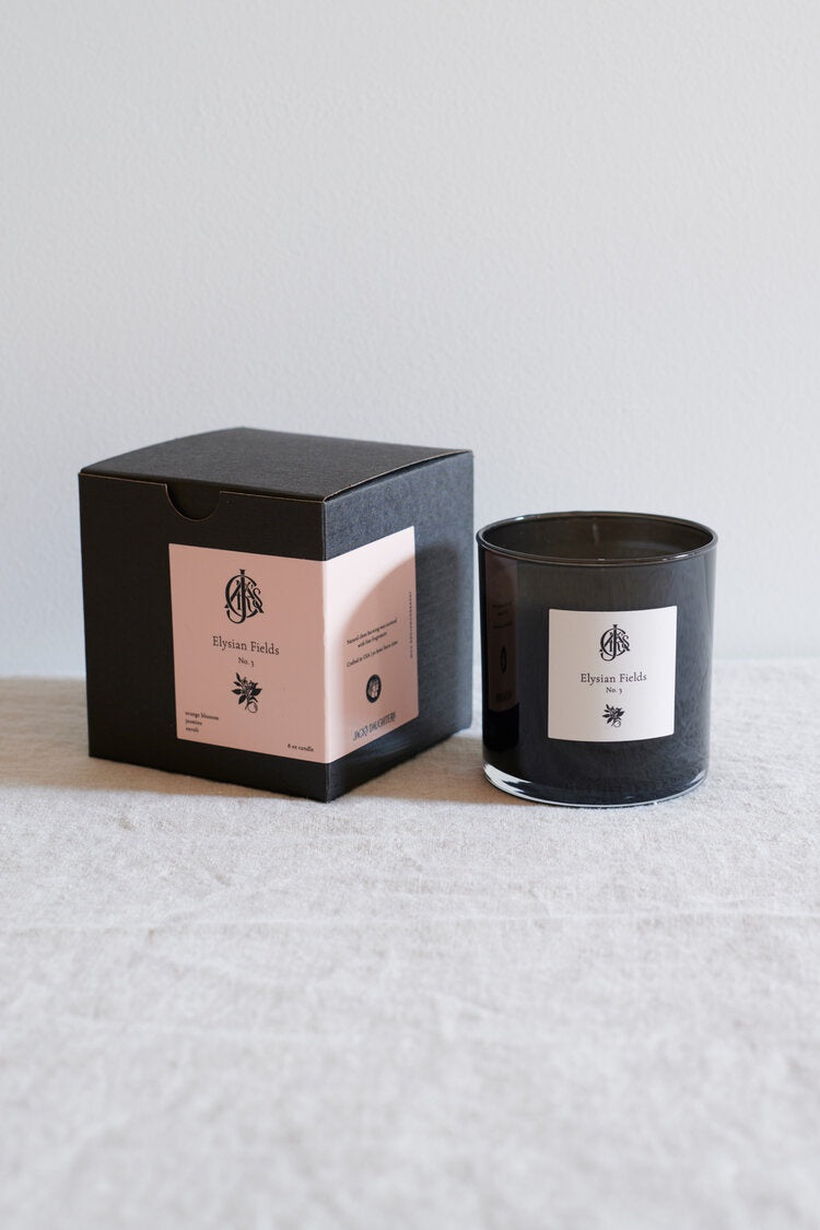 Elysian Fields No. 3 Candle