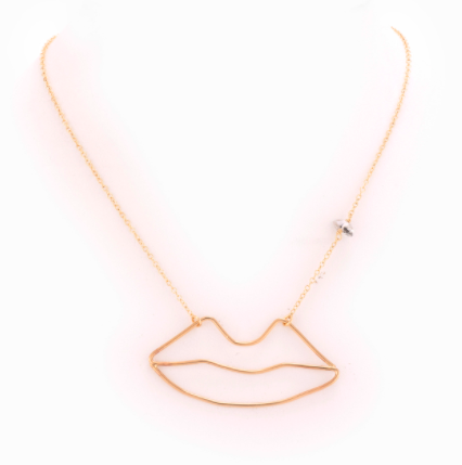 Bliss Gold Necklace