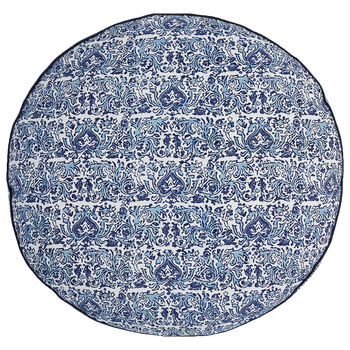 Vipaka Lapis Round Pillow with Insert - 20""