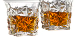Diamond Luxury Elegant Whiskey Glass