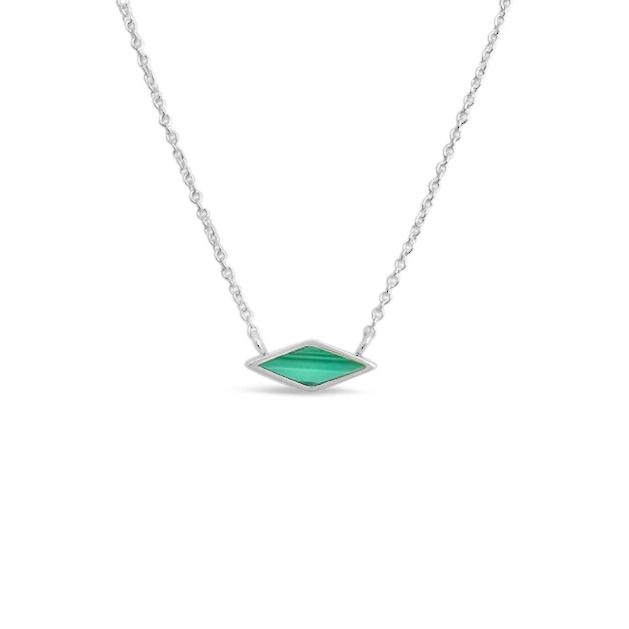 Sahara Necklace - Sterling Silver