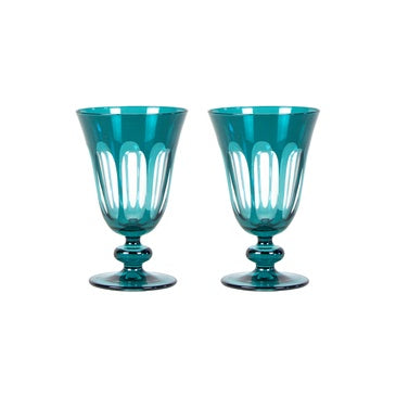 Millicent Tulip Glass